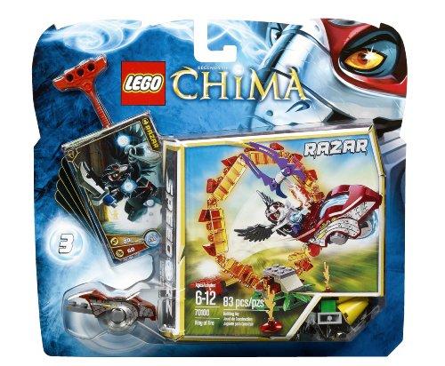 Zoom IMG-1 lego chima 70100 il cerchio