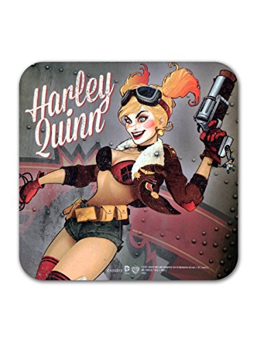 DC Bombshells Harley Quinn Coaster by DC Comics