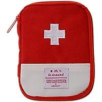 Erste-Hilfe Notfalltasche für Camping Reisen Notfall Überleben Rettung Notüberlebensausrüstung - Rot, S preisvergleich bei billige-tabletten.eu