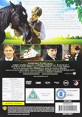 Black Beauty  DVD   1994