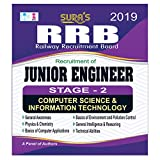 RRB (Railway Recruitment Board) Junior Engineer - Stage - 2 Computer Science and Information Technology Exam Books