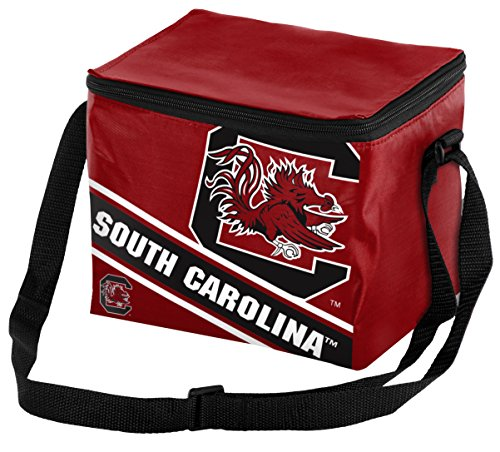 FOCO South Carolina Kühler mit großem Logo, gestreift, 6 Stück