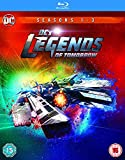 Dc Legends Of Tomorrow S1-3 [Edizione: Regno Unito]