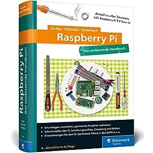 51q8OHFS45L. SS300  - Kofler, M: Raspberry Pi