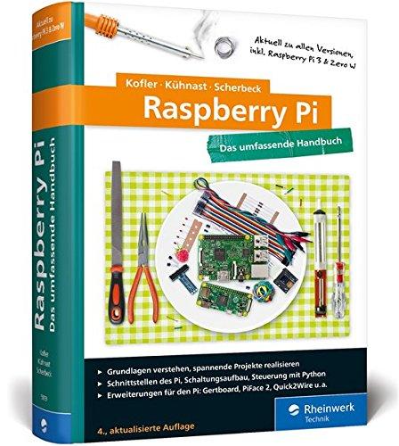 51q8OHFS45L - Kofler, M: Raspberry Pi