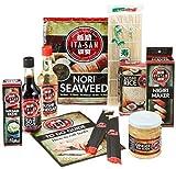 ITA-SAN Sushi-Box (9-teiliges Komplett Set, Ideal zum Ausprobieren oder zum Verschenken) 1er Pack