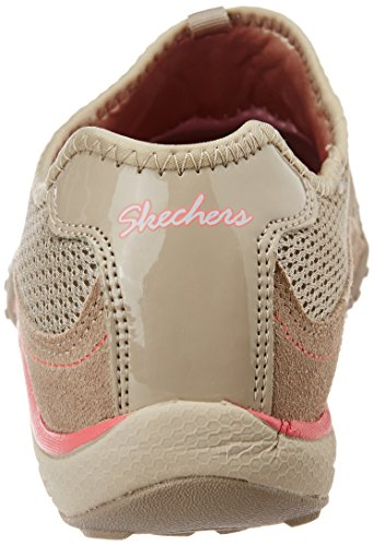 Skechers USA  Breathe-Easy - Relaxation, Baskets basses femme Gris  (TPE)