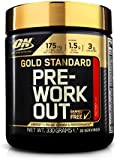 Optimum Nutrition Gold Standard Pre-Workout Supplement, 330 g - Fruit Punch