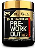 Optimum Nutrition Gold Standard Pre-Workout Fruit Punch, 330 g