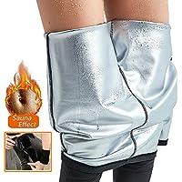 Pantalones para Adelgazar, Pantalones Deportivos Mujer, Pantalón de Sudoración Adelgazar, Leggings Push Up, Mallas Termicos de Neopreno, Faja Reductora Adelgazante para Deporte (XL)