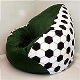 Altmark-Design Sitzsack XL Fussball Nr.III incl. Inlett
