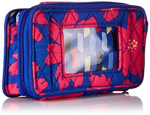 Damen Smartphone 6 Handgelenkstasche for Bradley Vera braun Art Iphone Wristlet Poppies braun 1qF5Y4