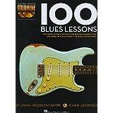 100 Blues Lessons: Guitar Lesson Goldmine (Buch & 2 CD)