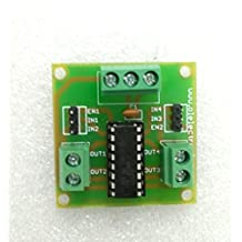 OLatus OL-BOARD-L293D-02 L293D Ic Based Motor Driver Module Compatible with Arduino and Other MCU