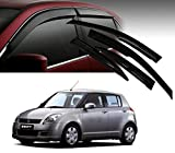 #6: Panasun Maruti Suzuki New Swift Door Visor/Rain Guard Shade Set Of 4