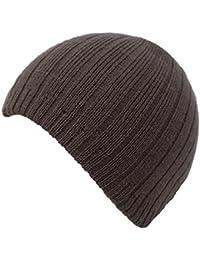 Men's Ribbed Skull Cap