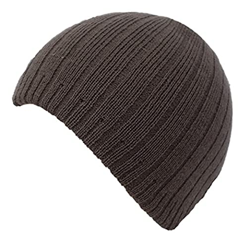 Men's Ribbed Skull Cap