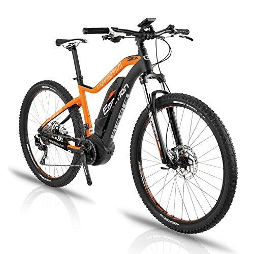 BH E-Mountainbike REBEL CROSSLITE im Test