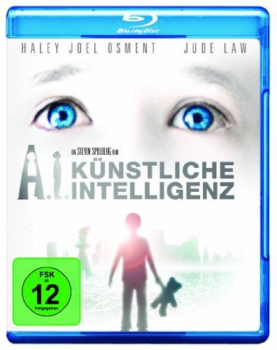 A.I. Künstliche Intelligenz [Blu-ray]