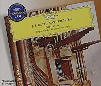 Bach: Organ Works (Dg The Originals) 0