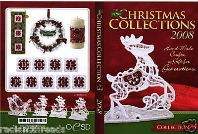 OESD Christmas Collection 2008 #3 Embroidery Designs by OESD - Oesd-design