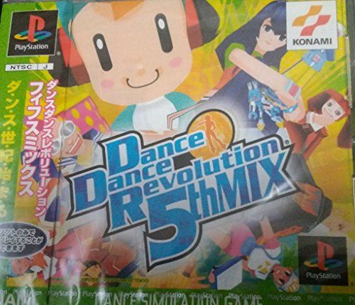 Dance Dance Revolution 5th Mix[Japanische Importspiele]