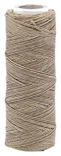 La Cordeline CJN26 Pelote de lin naturel, Ø 1,5 mm, ± 200 m