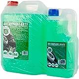 Motorkit ZMOTINV Pack Anticongelante 5 L + 2 L, Color Verde