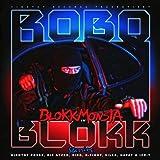 Blokkmonsta: Roboblokk (Audio CD)
