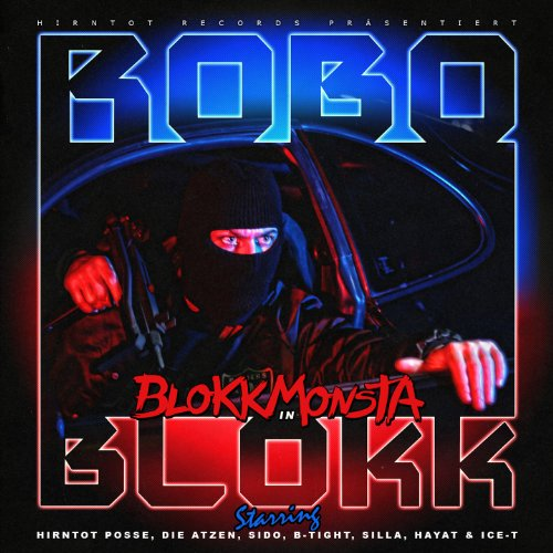 Blokkmonsta: Roboblokk (Audio CD)