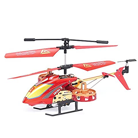 GP Toys RC ferngesteuert Hubschrauber mit Gyro - 4 Kanäle Indoor/Outdoor -- Geburtstag /Weihnachten Geschenk für Junge und Mädchen