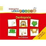 Lernraupe - Denkspiele (Kindergarten-Lernraupe)