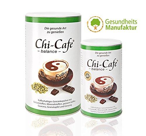 Chi-Cafe balance, 1 Dose, 450 g, Pulver I 90 Portionen I gute Verträglichkeit I mit wertvollen Ballaststoffen