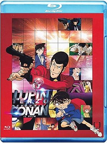Lupin III vs Detective Conan - The movie [Blu-ray] [Import anglais]