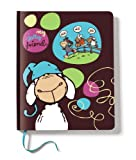 Nici 30896 - Freundebuch Jolly Sleepy DIN A 5