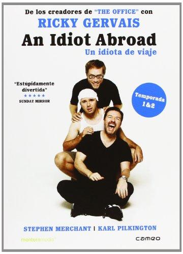 An Idiot Abroad (Un Idiota De Viaje) [DVD] 51q8eDNRDvL