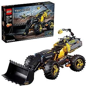 LEGO- Technic Volvo Ruspa gommata ZEUX, Multicolore, 42081 5702016116953 LEGO