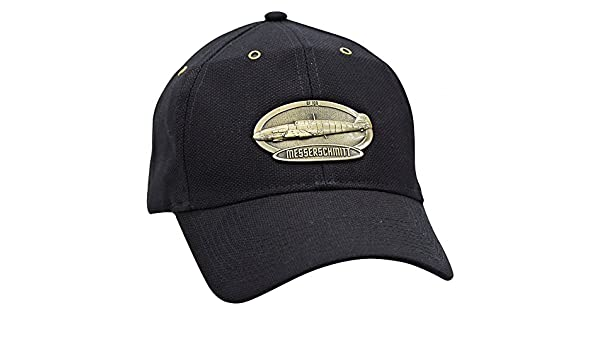 Gifts For Aviators BF-109 Airplane Cap with Brass Emblem  Amazon.co.uk   Clothing 3cab3019659c