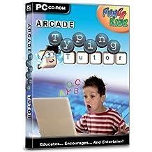 Fun 4 Kids Arcade Typing Tutor (PC CD)