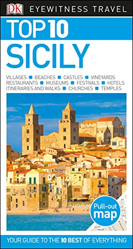 Top 10 Sicily (Eyewitness Top 10 Travel Guide) -