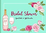 Bridal Shower: Guest Book & Gift Recorder: Bridal - Best Reviews Guide