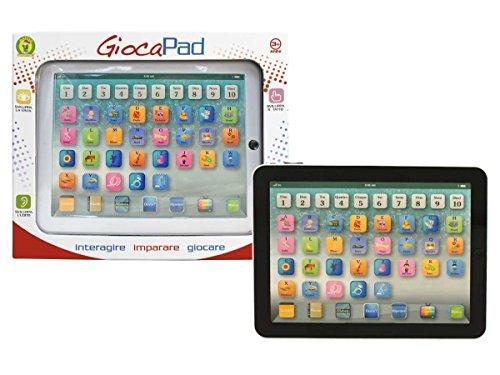 tablet per bimbi Mazzeo – Giochi educativi bimbi tablet PAD interattivo per imparare giocando