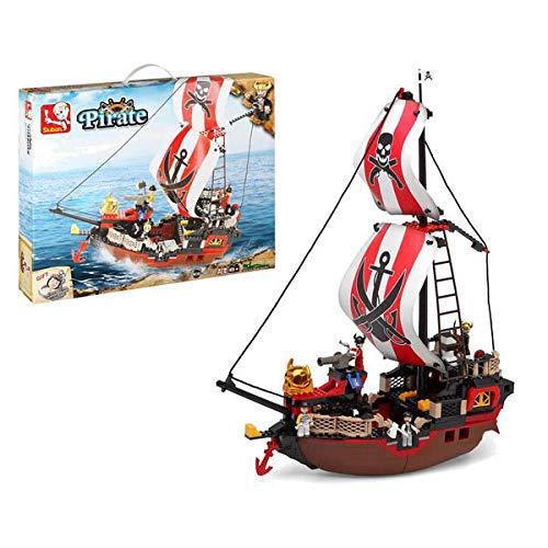 Preisvergleich Produktbild Barco Pirata Junior Knows 7059 (379 pcs)