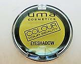 Eyeshadow Lidschatten Colour your Beauty Farbe gelb von UMA