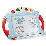 Tavolo da disegno per bambini lavagna magnetica per bambini lavagna per bambini da 1-3 anni lavagna magnetica per bambini giocattoli per bambini ( Color : Red )