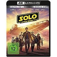 Solo: A Star Wars Story 4K Ultra HD