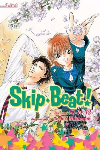 Skip Beat! (3-in-1 Edition), Vol. 4 Cover Image