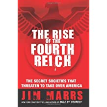 By Jim Marrs Rise of the Fourth Reich (First Edition First Print) [Hardcover]