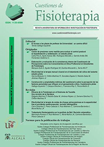 CUESTIONES DE FISIOTERAPIA: VOLUMEN 46 -2 por T. GALLEGO IZQUIERDO