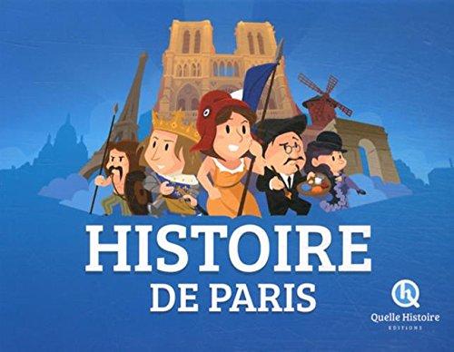 Histoire de Paris par Patricia Crété